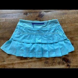 Lululemon Pace Setter Skirt Size 4